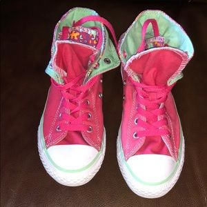 294914a4653065 Converse All Star Pink Sneakers Size 12
